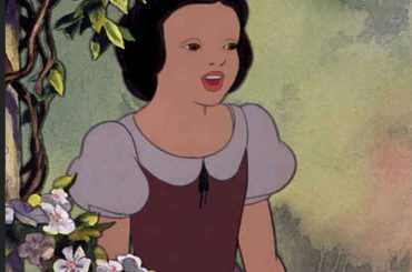Snow White with no Makeup