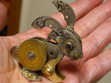Mechanical Sculptures Art Gallery