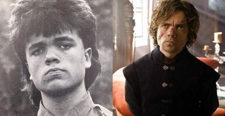 Game of Thrones Characters When They Were Young!
