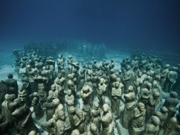Take Your Breath and Explore These 10  Mysterious Masterpieces Found On The Seabed