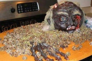 Check Out The Scariest Cakes You Will Ever See! Bring The Halloween in Your Kitchen