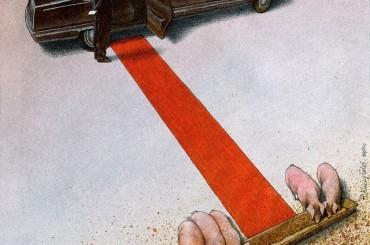 Take a Walk Trough Society's Problems with These Illustrations by Pawel Pawel Kuczynski