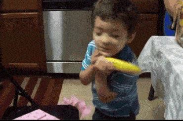 This Kid Got The Perfect Ironic Reaction After a Prank Gift