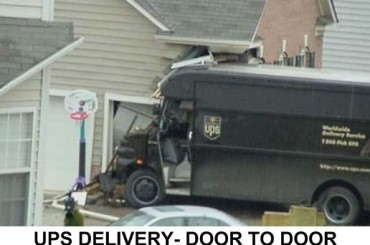 Delivery Guys Who Gave Up Too Soon