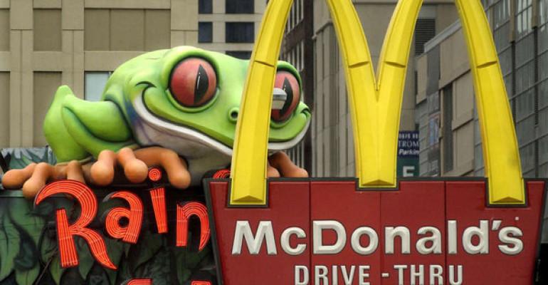 Shocking Ingredient In McDonald's Chicken Wrap