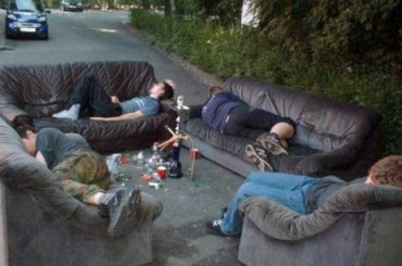 Pictures of People Who Had Too Much Booze – Part III