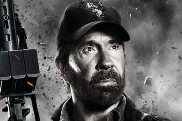 Chuck Norris Is Back With 24 Brand New Facts About His Life
