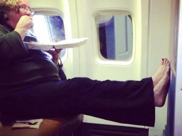 20 Annoying Flight Passengers