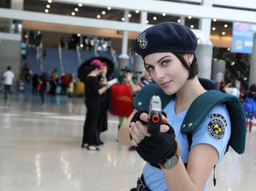 15 Jaw-Dropping Photographs From WonderCon 2016