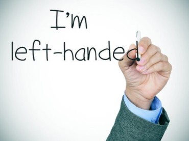 13 Facts And Statistics About Being A Lefty