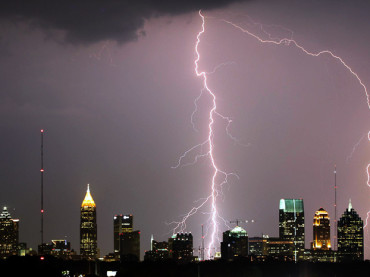 How Close Can Lightning Strike Before It Gets Dangerous?