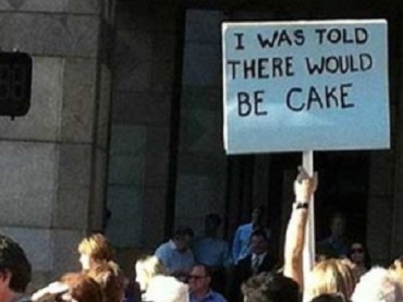 18 Protest Signs That We Can All Relate To