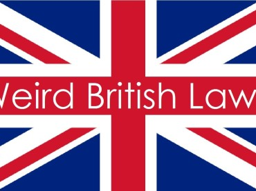 10 Strange British Laws