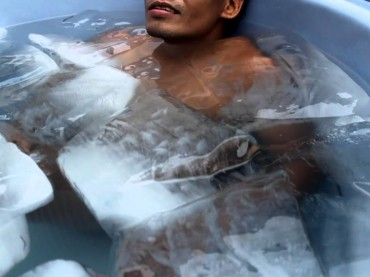 Why Are Ice Baths So Good For Athletes?
