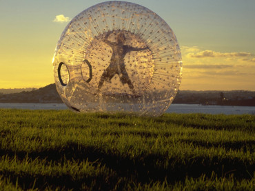 Who Actually Invented Zorbing?