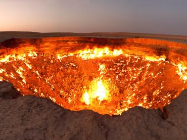 The Door to Hell – Turkmenistan