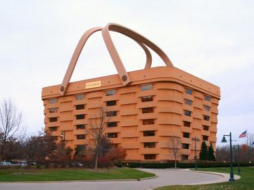 Unusual Architecture: Basket Building – Ohio, USA