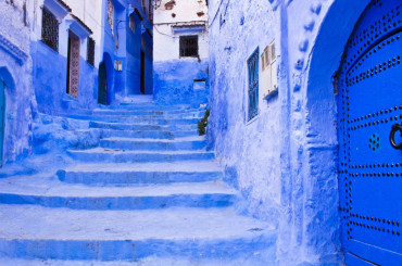 Small Town Blues – Chefchaouen, Morocco
