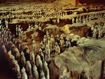 Clay Corps – Xian, China