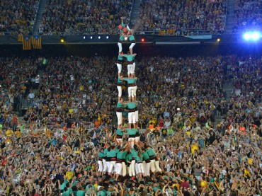 Superhumans: Tower of Strength – Spain