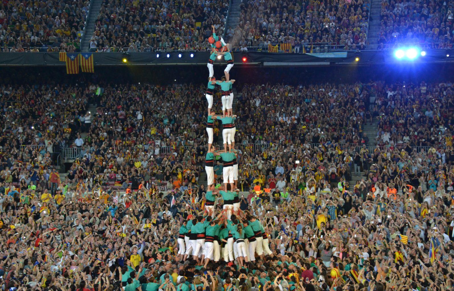 human-tower