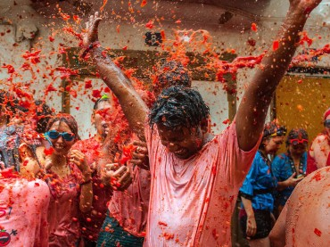 Weird Traditions: Food Fight Festival – Spain