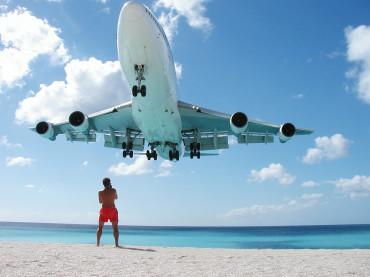 Unusual Destinations: Plane Spotter's Paradise – Maho Beach