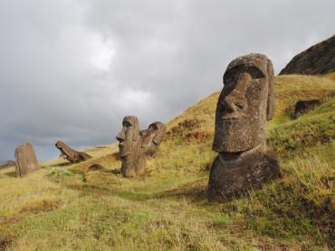 Mysterious Moai – Easter Island