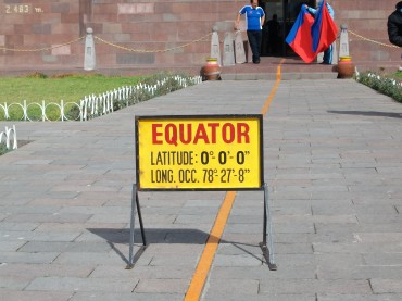 Would I Weigh Less If I Were to Move to the Equator?