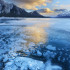 Bubbling Under – Lake Abraham's Frozen Waters