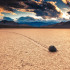 Sailing Stones – Death Valley, USA