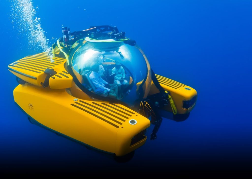 triton-submersible