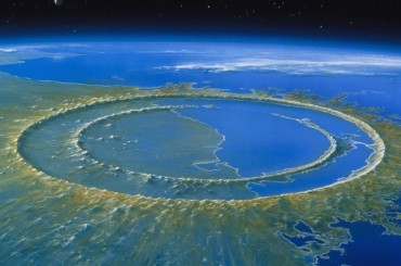 Did the Asteroid that Caused the Chicxulub Crater in Mexico Also Have a Positive Impact?