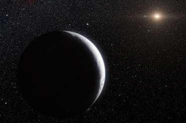 New Dwarf Planet Discovered at the Edge of the Solar System