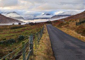 Inversnaid-Scotland