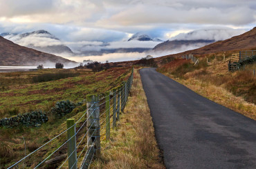 Walks On the Wild Side: Inversnaid, Stirling, Scotland