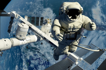 Astronauts in Action