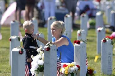 29 Emotional Moments In Honor Of Memorial Day