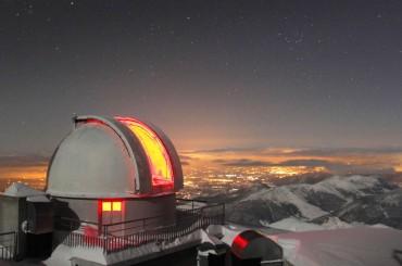 Astro-Tourism: Pic Du Midi, France
