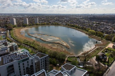 Woodberry Wetlands, North London