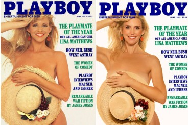 7 Playmates Have Recreated The Magazine Covers of Their Youthful Age. The Result Is Simply Beautiful!