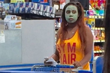 30 Shameless People In Walmart
