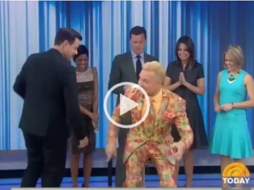 The Unhappiest Moment That a TV Presenter Could Live