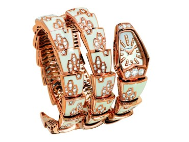 Bulgari Hits You With A Brand New Band Ring Collection
