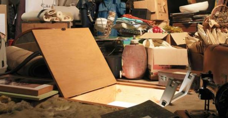 24 Items in Your Attic That Could Be Worth a Lot of Money