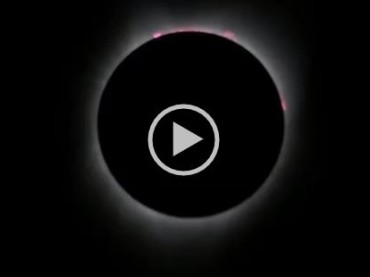 Watch The Great American Solar Eclipse In Its 100% Totality