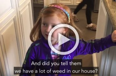Little Girls Says to Teacher The Biggest Secret of Her Parents