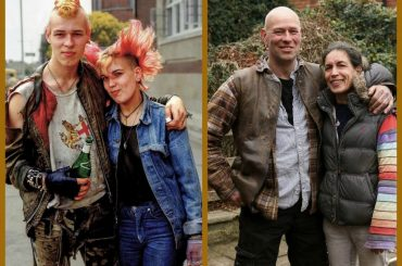 """""""Then and Now"""" Photos of People After 30+ Years"""