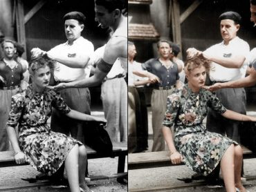 45 Rare Colorized Historical Photos That Will Amaze You