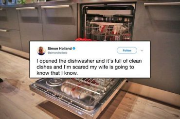 The Funny Side of Married Life Summed Up in 26 Photos